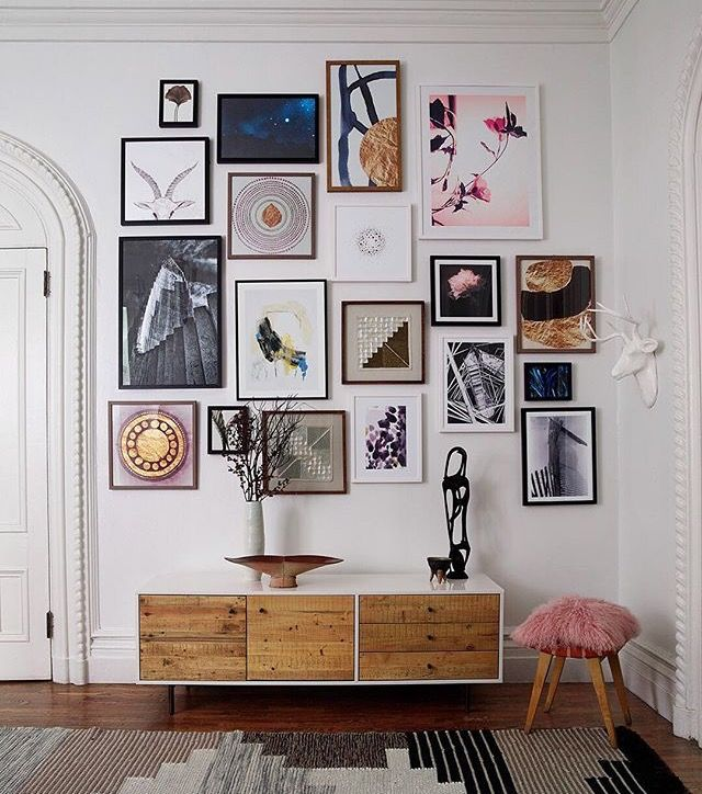 3772 best walls images on pinterest home ideas decorating ideas and living room - Eclectic living room design ideas to captive you with uniqueness ...