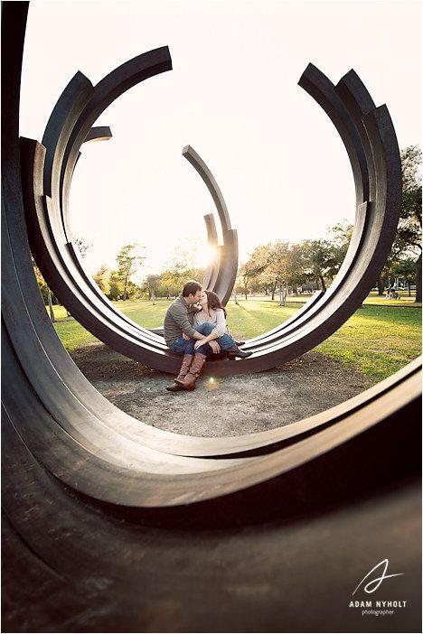 hermann park #engagement