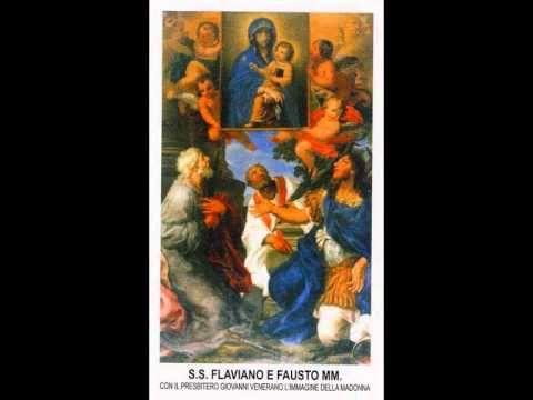 ▶ 02 dicembre - Santa Bibiana (Viviana).
