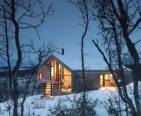 Cabin Haugen, #Geilo #Norway by Lund Hagem Arkitekter   More images @finearchitecture #interiors #interiordesign #architecture #decoration #interior #home #design #camper #bookofcabins #homedecor #decoration #decor #prefab #diy #lifestyle #compactliving #fineinteriors #cabin #shed #tinyhomes #tinyhouse #cabinfever #inspiration #tinyhousemovement #airstream #treehouse #cabinlife #cottage