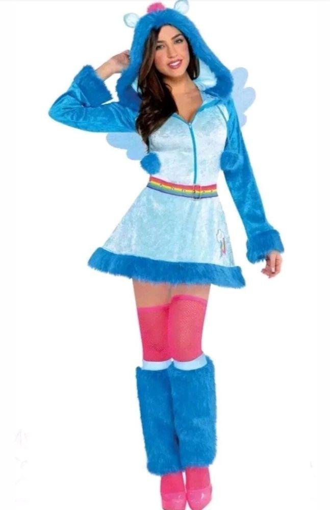 My Little Pony Rainbow Dash Halloween Costume Adult Women