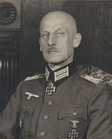 Wilhelm Josef Franz Ritter[1] von Leeb (5 September 1876 – 29 April 1956) was a German Field Marshal during World War II. His younger brother, Emil Leeb, rose to the rank of General der Artillerie during WWII
