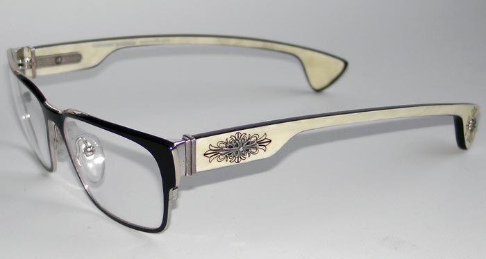 【楽天市場】TIPPING VELVET クロムハーツ アイウェア 眼鏡 ホワイトエボニー:SKYTREK