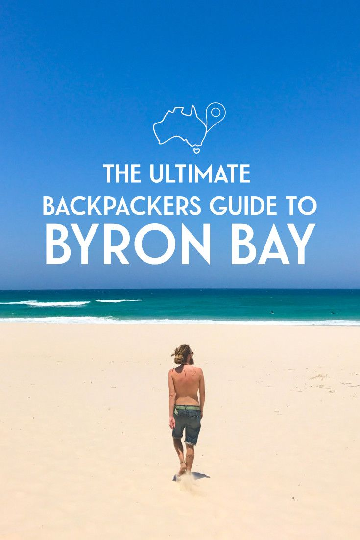 The Ultimate Backpackers Guide To Byron Bay covers everything you need plan your perfect stay - from hostels to activities and places to party! Including costs, transport options and more!