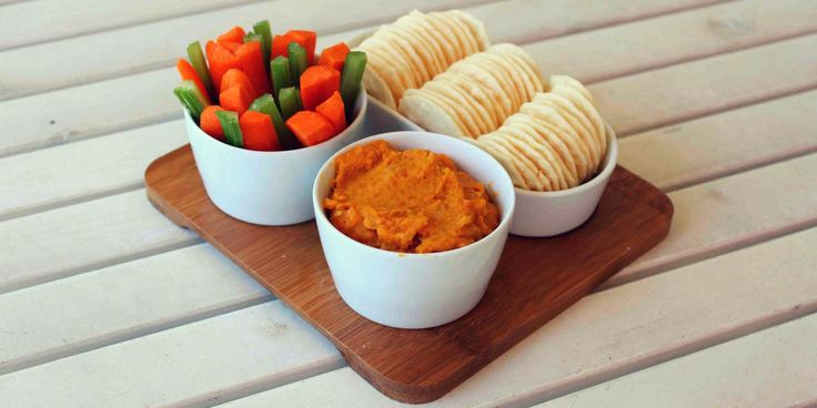 Carrot Dip - Happy Tummies