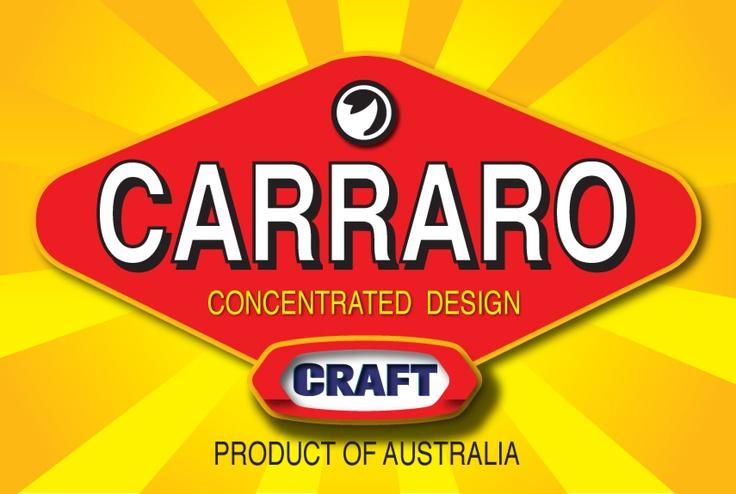 Carraro Concentrated Design Craft
