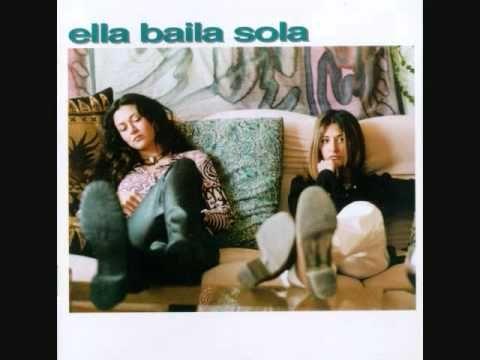 Ella Baila Sola Mejor Sin Ti ---tan dulce como el recuerdo de un amor.