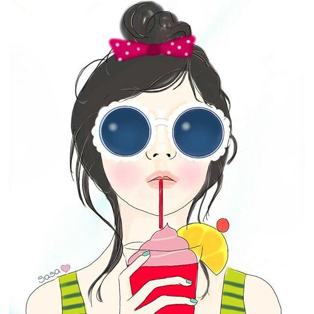 Find me On Instagram @dewisarassati13  #art #drawing #sketch #illustration #artist #digitaldrawing #digitalart #painttoolsai #sketchbookpro #autodesksketchbook #sketchbookX #girldrawing #girlsketch #girl #facesketch #facedrawing