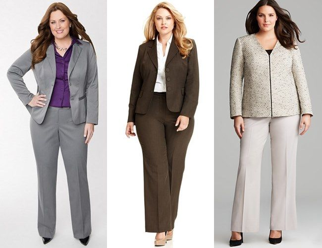 piniful.com plus size office wear (04) #plussizefashion