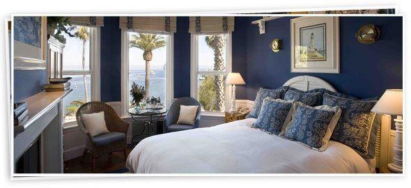 San Nicolas Room - Snug Harbor Inn $280-330