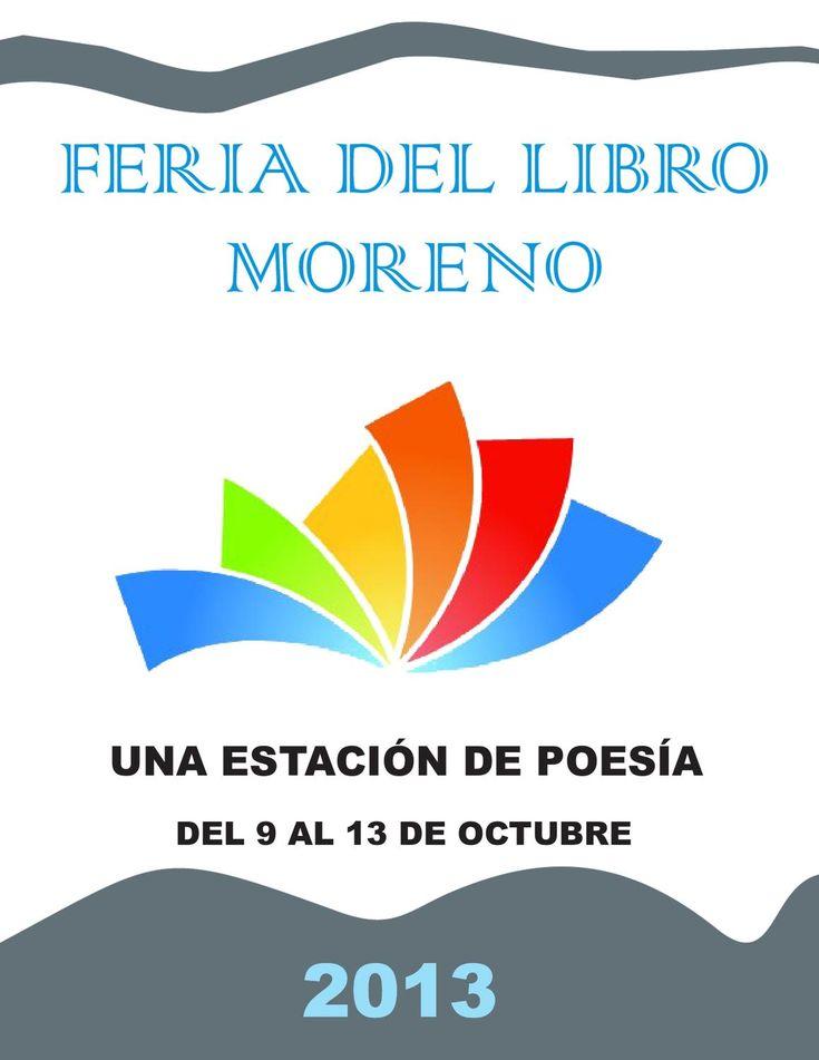 Revista electrónica de la Feria del libro de Moreno