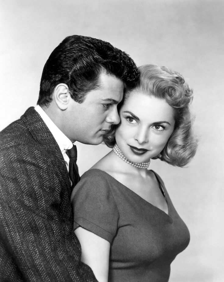 *-*Tony Curtis & Janet Leigh