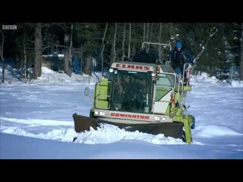 The Snowbine Harvester part 1 - Top Gear - BBC