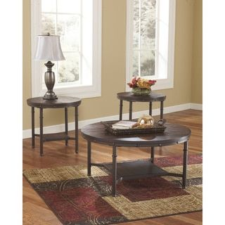 Shop for Signature Design by Ashley 'Sandling' 3-piece Occasional Table Set. Get free shipping at Overstock.com - Your Online Furniture Outlet Store! Get 5% in rewards with Club O!