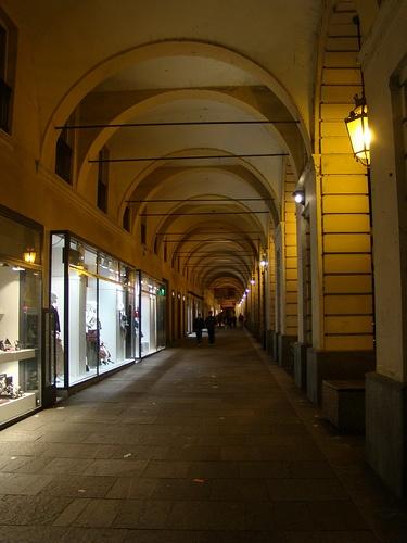 Asti, Vittorio Alfieri square