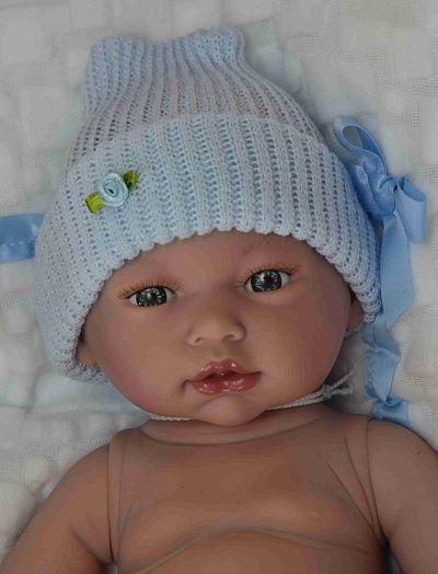 Realistické miminko -chlapeček Ládík od firmy Guca ze Španělska