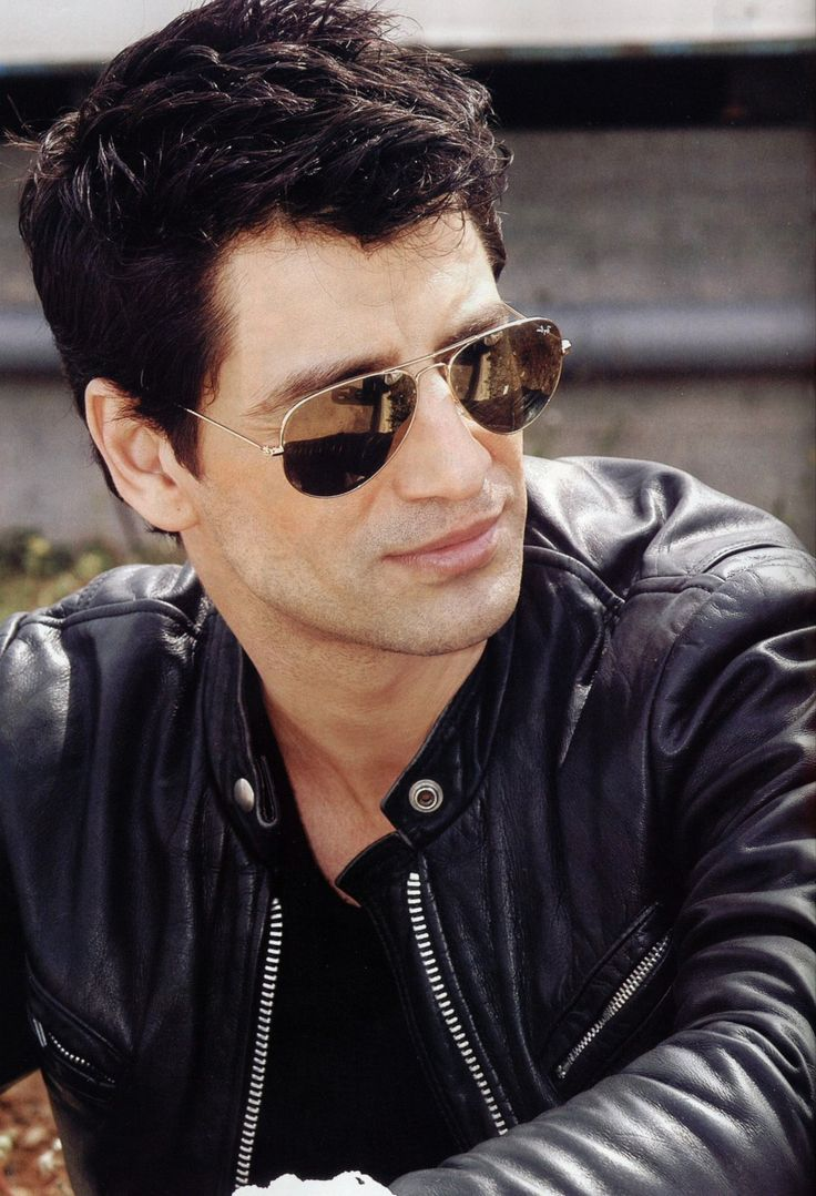 ...a Greek God...Sakis Rouvas