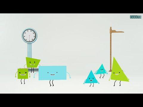 Distinguer triangle et quadrilatère