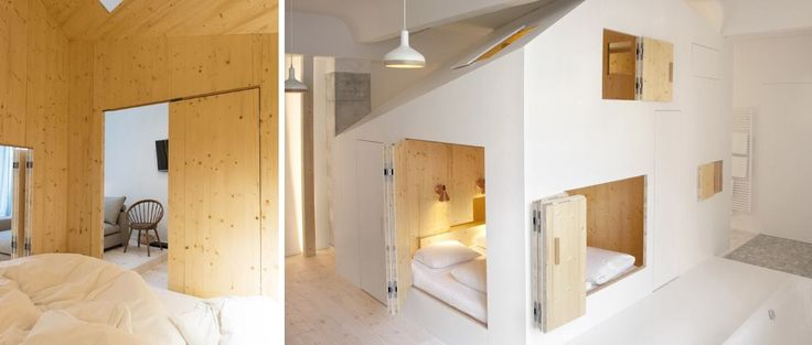Room 304 - The Gardenhouse - Hôtel Michelberger à Berlin, design par Sigurd Larsen. © Rita Lino and James Pfaff