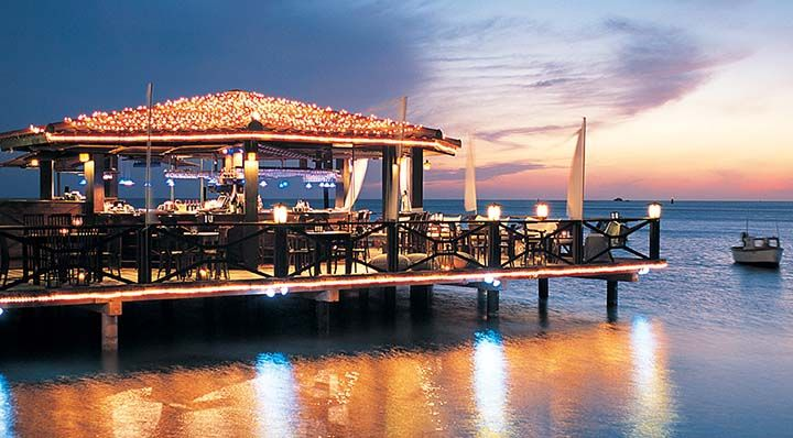 Pinchos Grill & Bar   Aruba's Most Romantic Sunset Restaurant