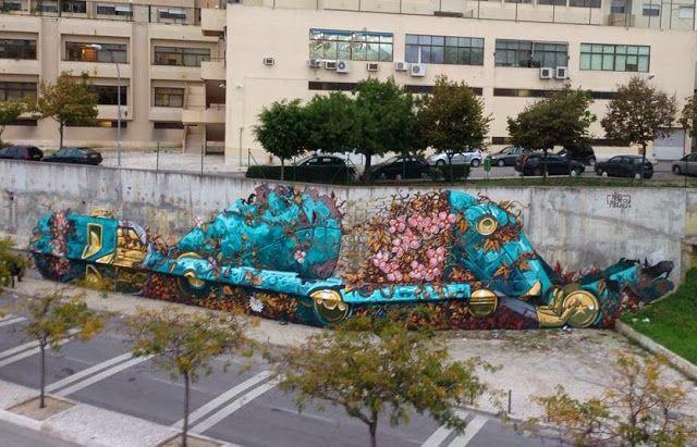 Pixel Pancho.. . #streetart