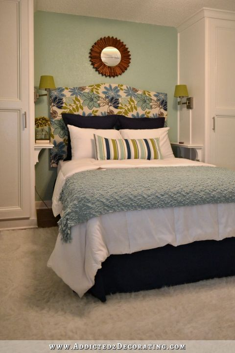Condo Bedroom Finished! (And Staged To Sell) - Addicted 2 Decorating®