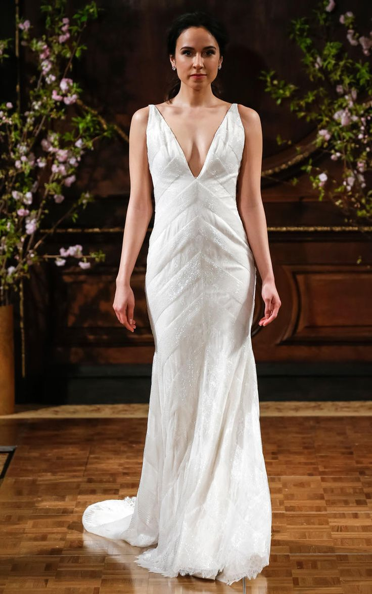 864 best wedding dresses images on pinterest marriage wedding theres a wedding dress for every bride in isabelle armstrongs spring 2017 collection ombrellifo Image collections