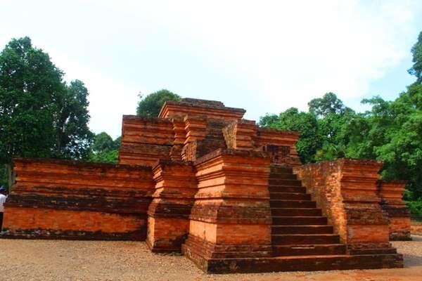 detikTravel - Candi Muaro Jambi, Warisan Kebudayaan Dunia---Muaro Jambi Temple, Jambi, Indonesia
