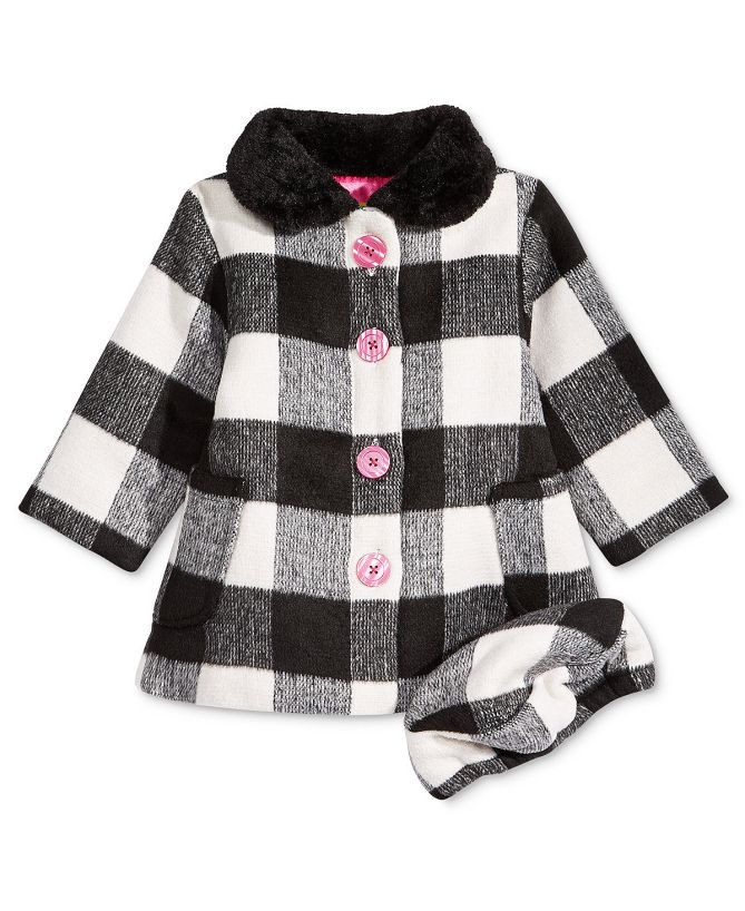 Macy's Weekend Sale: Up to 70 Percent Off Baby Coats and Jackets