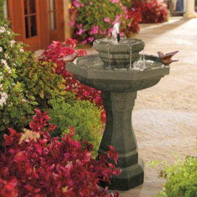 126 Best Bird Baths Fountains Images On Pinterest