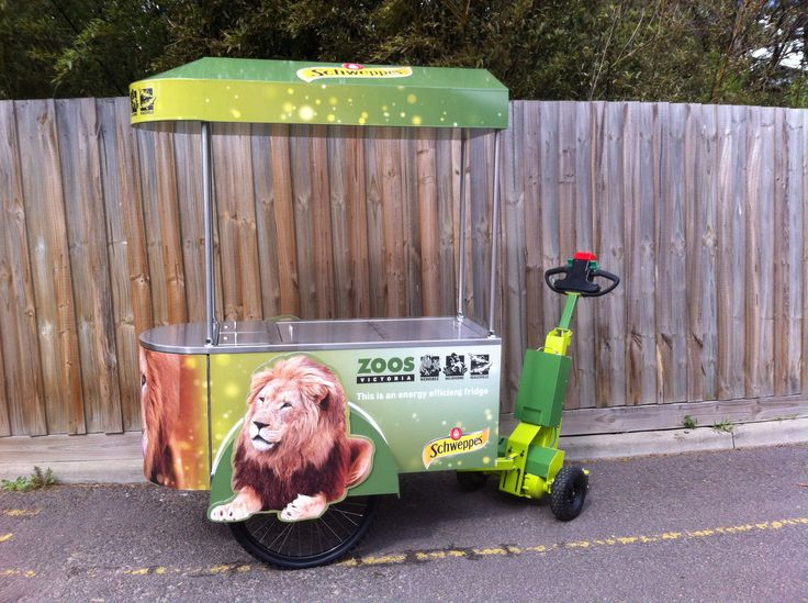 A cool eutectic drinks cart now added to our list of builds