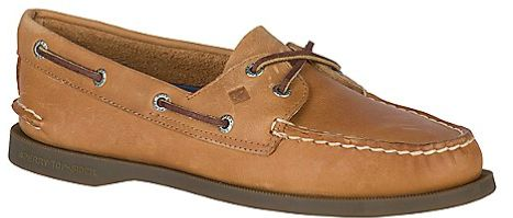 Authentic Original 2-Eye Boat Shoe - Sahara Leather