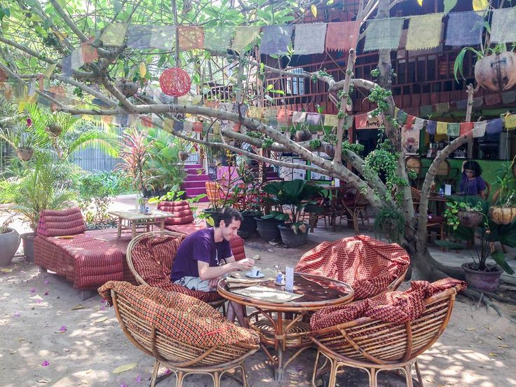Off the beaten track things to do in Siem Reap. Peace Cafe is a must!