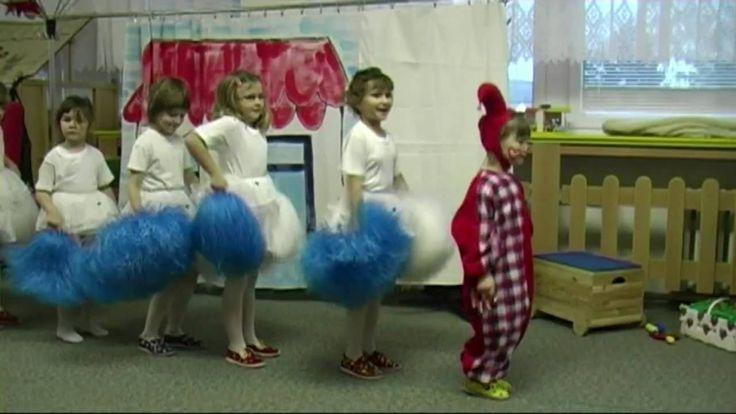 ROLNIČKY - Vánoční Besídka ve školce  16.12 2008