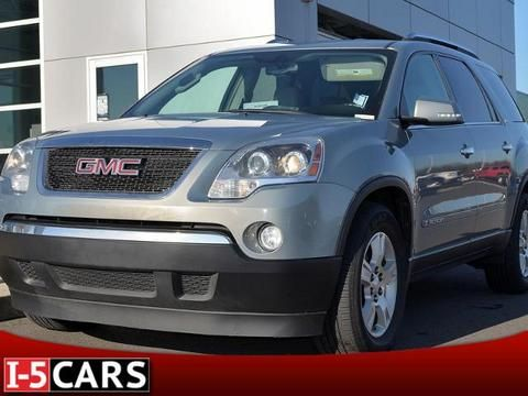 i like this 2008 gmc acadia slt what do you think. Black Bedroom Furniture Sets. Home Design Ideas