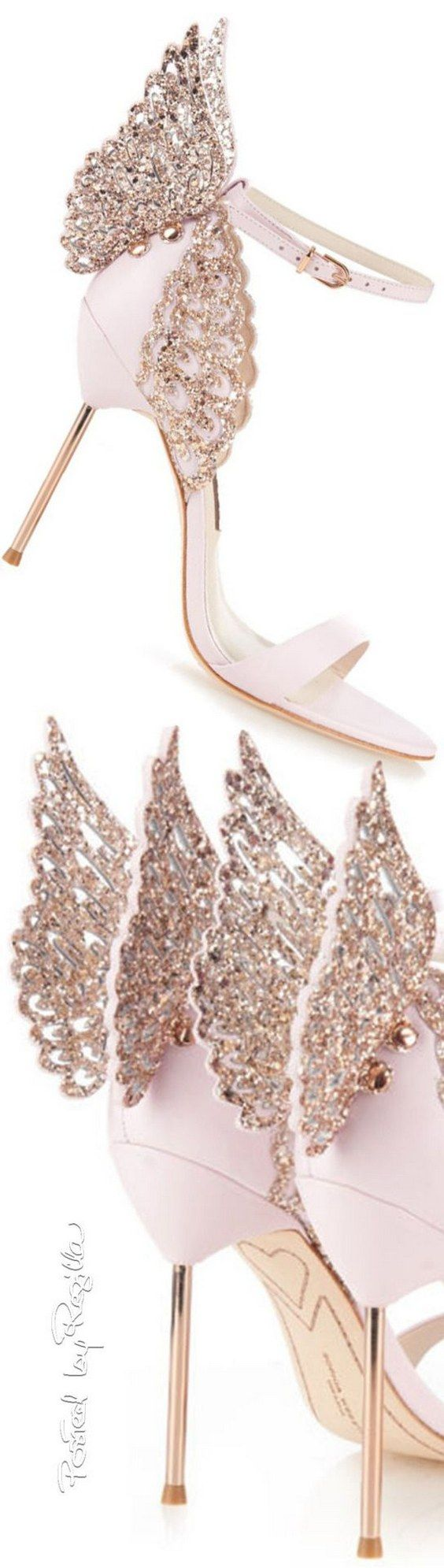 Sophia Webster wedding shoes / http://www.himisspuff.com/pretty-wedding-shoes/9/