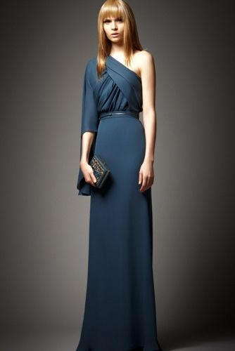 Modern look to the classic kalasiris style egyptian dress like