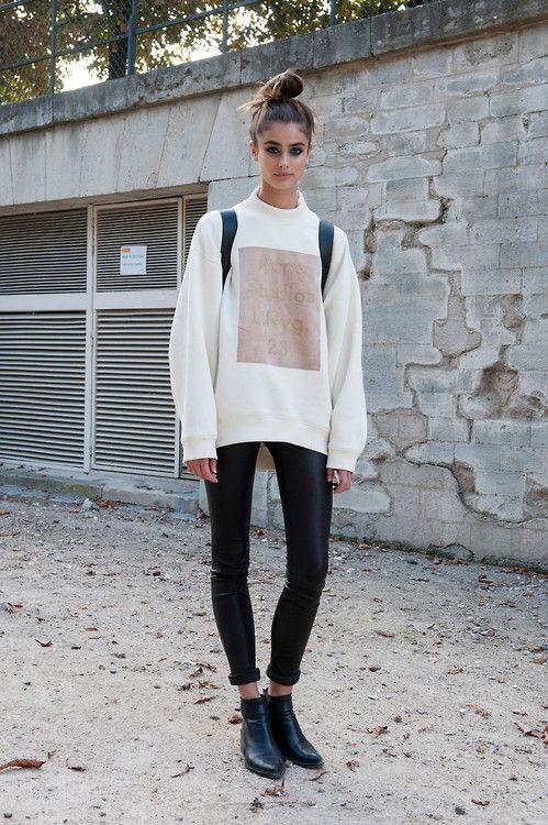 Model Street Style: