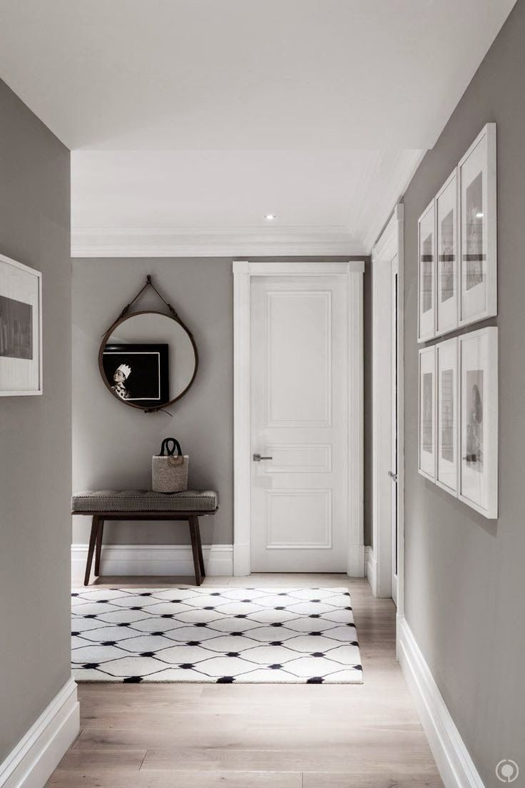 grey painted rooms two tone Культовый Журнал Идеи для дома pinterest home decor house and