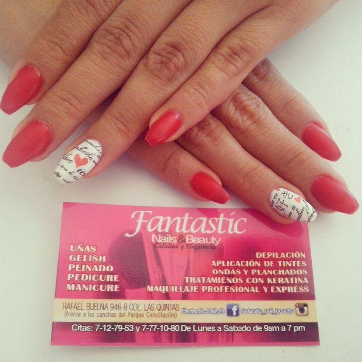 Romantic red #fantasticnailsandbeauty #tattos #gelish #redroses