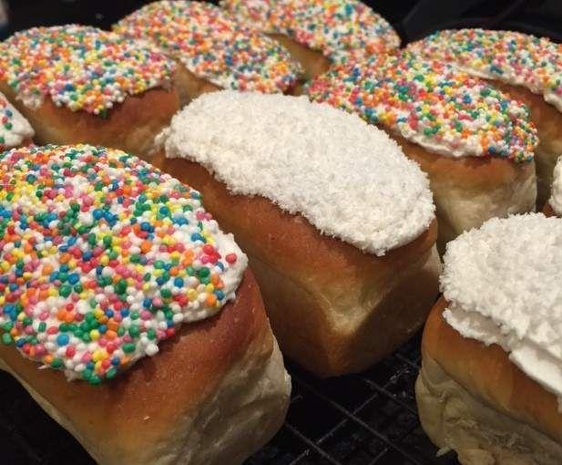Recipe Sweet Bun Dough - Thermomumma by _b_e_v_ - Recipe of category Baking - sweet