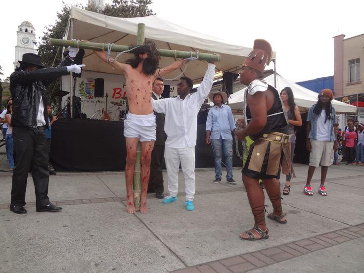Cristo Al Parque-Tuluá
