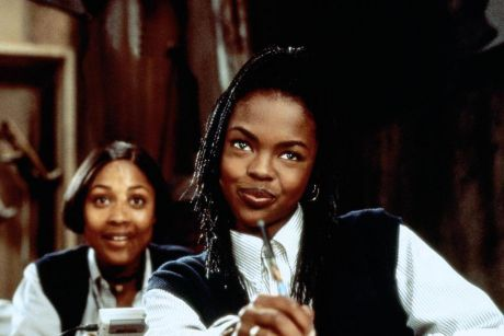 Lauryn Hill Sister Acting...