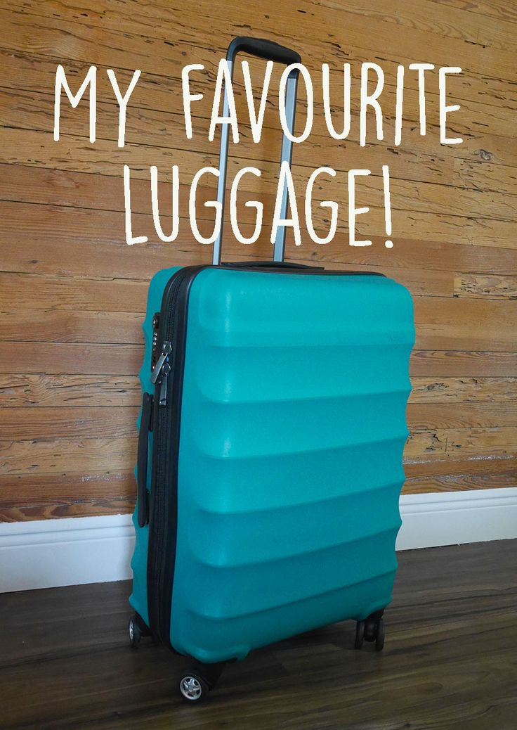 Antler luggage review