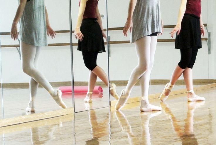 μπαλέτο ενηλίκων -KINOUME studio -thessaloniki