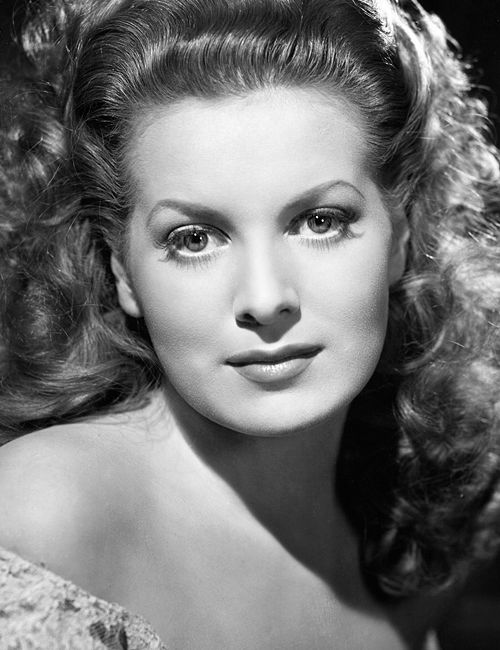 "tracylord: "" Rest in Peace Maureen O'Hara ( 17 August 1920 - 24 October 2015) "" The beautiful and brash Irish actress starred in such films as 'How Green Was My Valley,' 'Miracle on 34th Street' and 'The Quiet Man,' the latter with her favorite..."