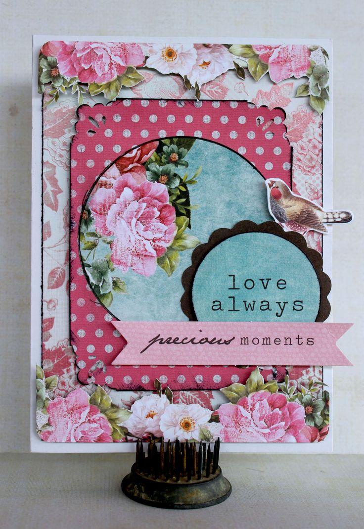Love Always - Kaisercraft - Oh So Lovely - Scrapbook.com