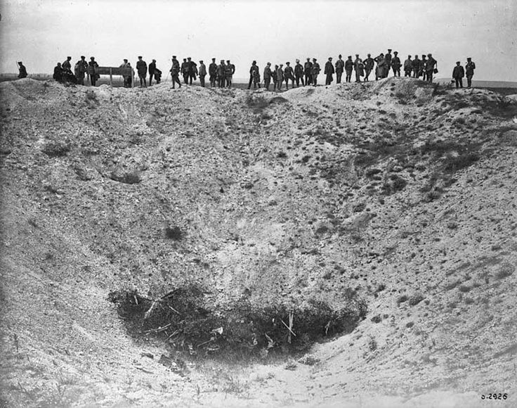 battle of vimy ridge essay General curriehad a full scale model of vimy ridge built to train his soldiers.