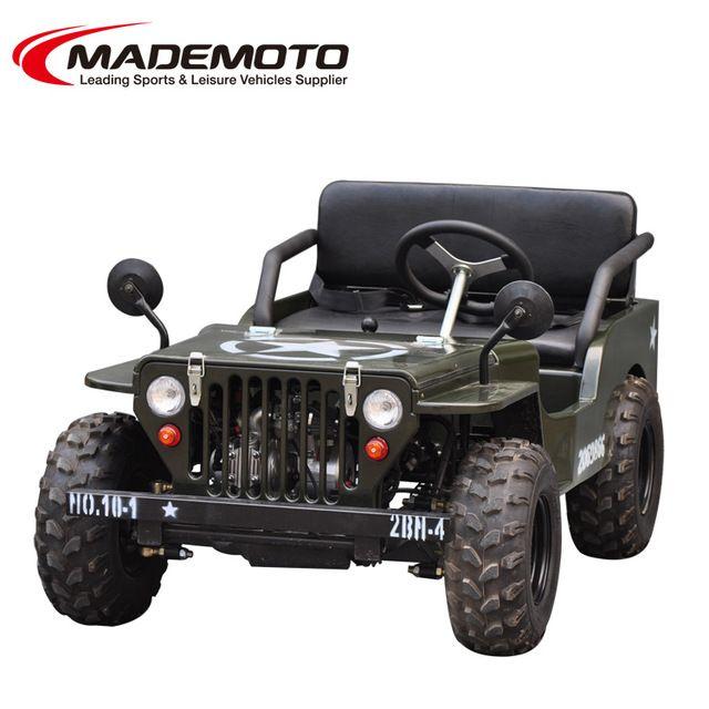 Source Army Jeep Atv Mini Jeep For Sale Bangladesh 110cc 125cc Or