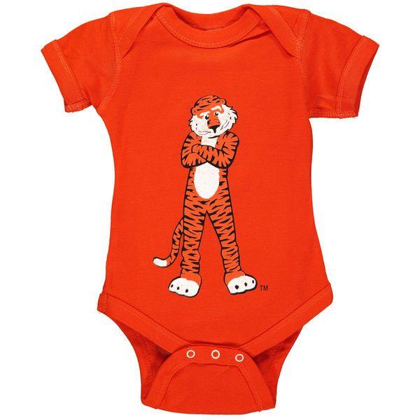 Auburn Tigers Infant Big Logo Bodysuit - Orange - $14.99